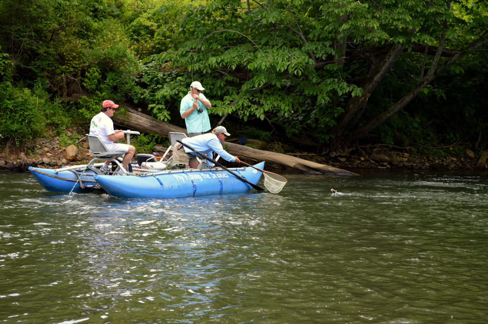 Float trips for Fly fishing trips