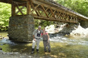 Fly Fishing the Great Smoky Mountains near Gatlinburg, Pigeon Forge, Sevierville, Fly Fishing the Smokies