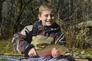 Fly Fishing Smoky Mountains, Gatlinburg, Pigeon Forge, Sevierville, Rainbow Trout, Fly Fishing the Smokies