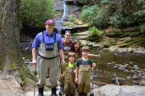 Gatlinburg Fly Fishing Guides Pigeon Forge Sevierville, Fly Fishing the Smokies