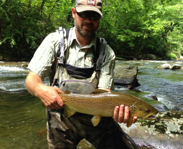 Gatlinburg Fly Fishing Guides and Trips, Pigeon Forge Fly Fishing, Sevierville Fly Fishing